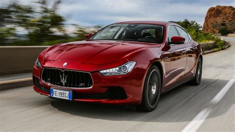Review: the new Maserati Ghibli   Top Gear