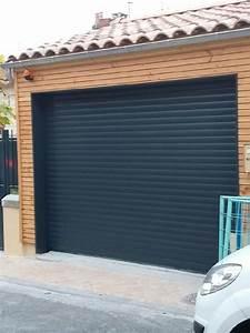 portes de garage amd menuiserie With porte de garage enroulable avec cremone pour porte fenetre pvc