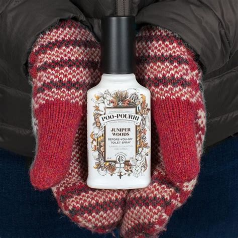 Tip Take Off Winter Gloves Before You Wipe Poopourri