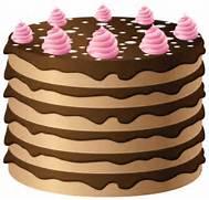 Chocolate Cake with Pi...
