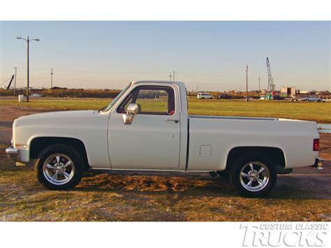 1985 Chevrolet Truck by 1985 Chevrolet Silverado Rod Network