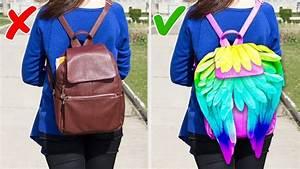 27 ideas de bolsos y ropa diy para hacer en 5 minutos