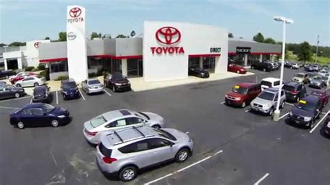 Toyota Direct Morse Road by Toyota Direct Drone Footage