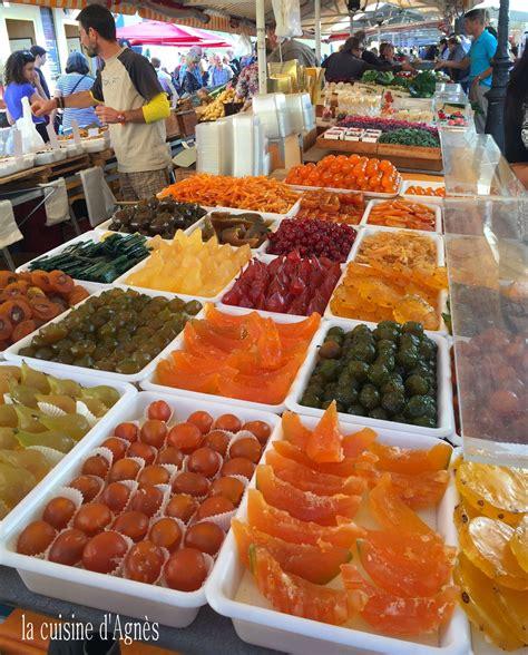 marché de la cuisine cours saleya le marché aux fleurs la cuisine d