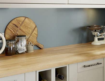 Heritage Blue backboard   Kitchen worktop backboards