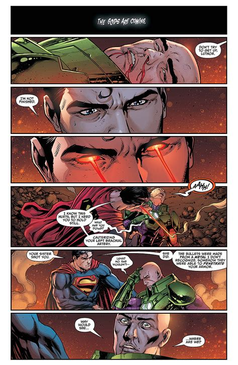 justice league  spoilers review dc  darkseid war