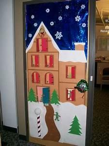 Puertas navideñas para nuestras clases