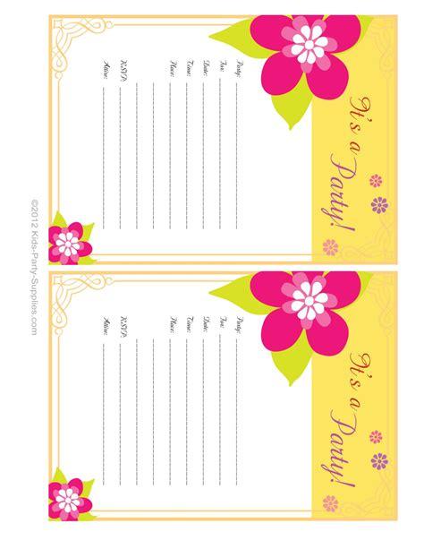 free printable invitations templates free printable invitations templates