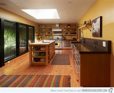 area rugs for kitchen floor 15 area rug designs in kitchens home design lover 7505