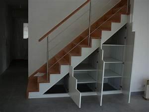 Amenager Sous Escalier : am nagement sous l 39 escalier d couvrez comment am nager l ~ Voncanada.com Idées de Décoration