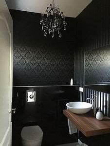 gaste wc unser villa dolce pinterest With markise balkon mit wc tapete