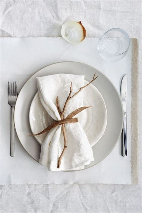 simple table settings simple table setting wedding ideas pinterest