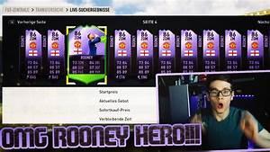 FIFA 17: BEST CARD IN FIFA! HERO ROONEY RECORD BREAKER ...