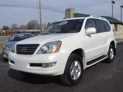 Lexus Gx470 4x4, 2004, Used For Sale