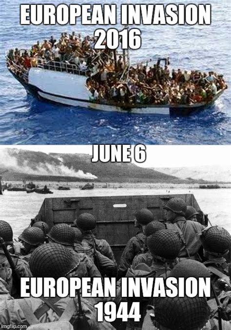 D Day Meme - d day imgflip