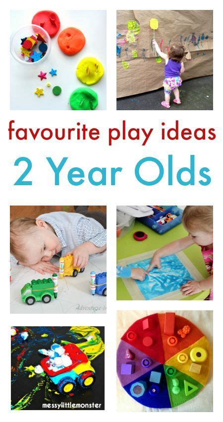 fun  easy play ideas   year olds toddler play