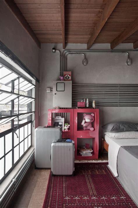 industrial small bedroom ideas small industrial bedroom design Industrial Small Bedroom Ideas