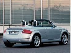 2001 Audi TT Roadster Image httpswwwconceptcarzcom