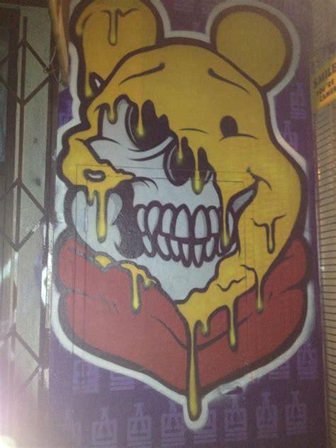 winnie  pooh graffiti winnie  pooh
