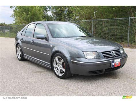 2004 Volkswagen Jetta by 2004 Platinum Grey Metallic Volkswagen Jetta Gli 1 8t