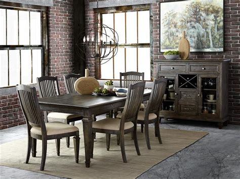 magnussen home furnishings  sutton place dining