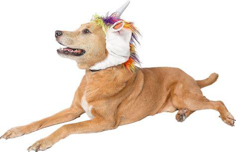 pet krewe dog cat unicorn costume large chewycom