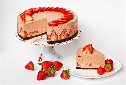 Nutella Cheesecake Strawberry Recipe Strawberries