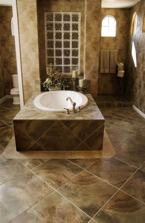 Bathroom Wall And Floor Tiles by Bathroom 5 Ways To Make Bathroom Tile Combinations