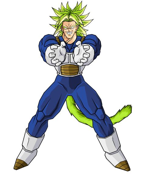 Broly Armor Lssj Broly Saiyan Armor By Brolyeuphyfusion9500 On Deviantart