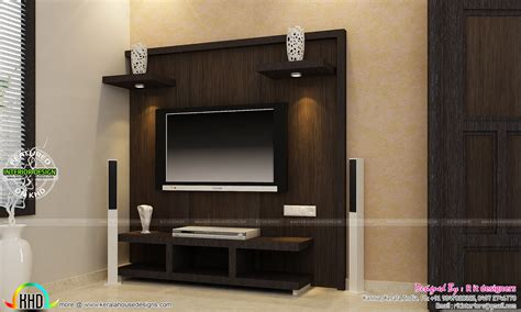 kerala style living room furniture tv unit furniture dining and bedroom interiors kerala