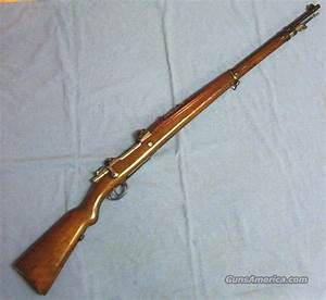 Argentine Mauser 1909 Sniper Rifle 7 65x53 Bolt    For Sale