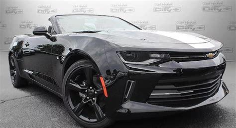 chevrolet camaro unlimited thrills  car design