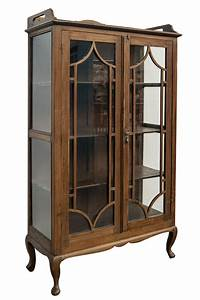 Meuble Avec Vitrine : meuble vitrine ancien exposant en bois pour les commerces ~ Teatrodelosmanantiales.com Idées de Décoration