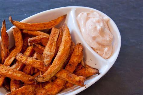 cuisiner la patate douce au four category actifry la boîte à gourmandises