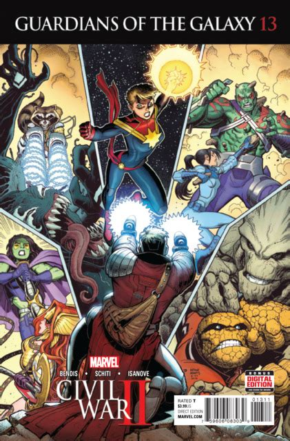 guardians of the galaxy 4 issue