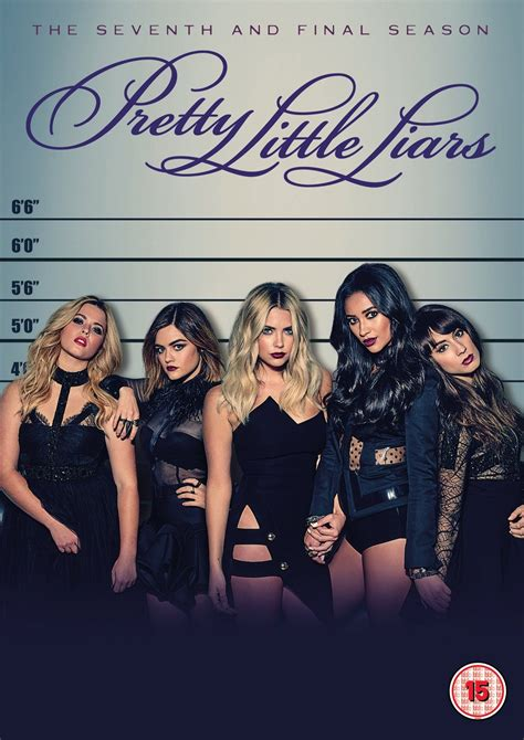 Pretty Little Liars: The Complete Seventh and Final Season ...