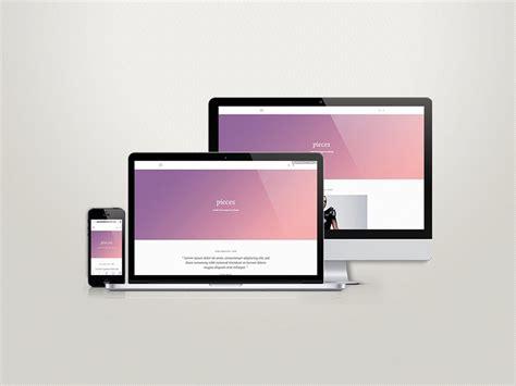 pieces theme featurebuiltshowcasephotos typography