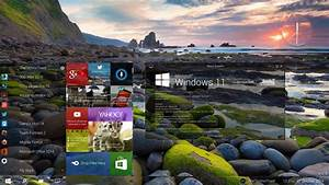 Windows, 11, Concept, For, Mobile, And, Desktop