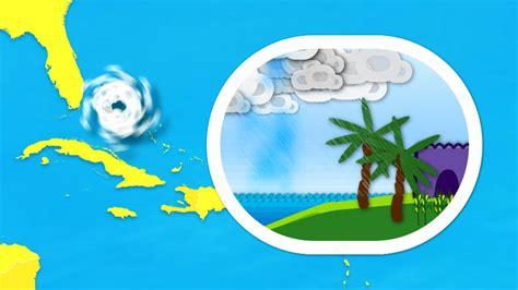 logo erklaert wie entsteht ein hurrikan zdftivi