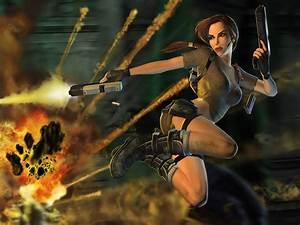 Lara Croft Tomb Raider - wallpaper.