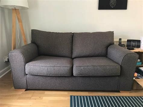 Scs Settees by New Scs Grey Quality 2 X 2 Sofas Can Deliver Freeeee In