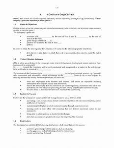 self storage business plan legal forms and business With self storage business plan template