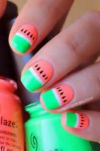 About cute summer nails on nail designs