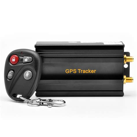gps tracker auto dual sim car gps tracker fleet management central door