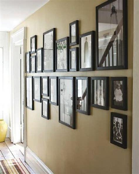 Wandgestaltung Mit Bilderrahmen by 55 Ausgefallene Bilderwand Und Fotowand Ideen
