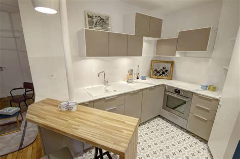 cuisine deco design design nordique radiateur fonte renove