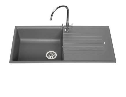 grey granite kitchen sink lamona grey granite composite single bowl sink howdens 4065