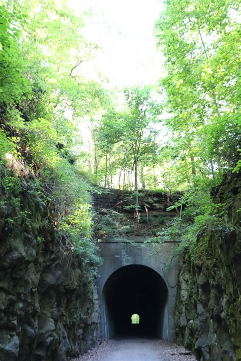 bridgehuntercom tunnel hill state trail tunnel hill
