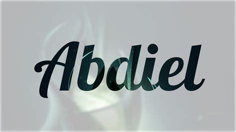 Significado De Abdiel, Nombre Español Para Tu Bebe Niño O