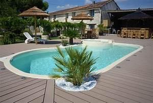 Piscine Enterrée Coque : fabricant de piscines coque montpellier freedom piscines ~ Melissatoandfro.com Idées de Décoration